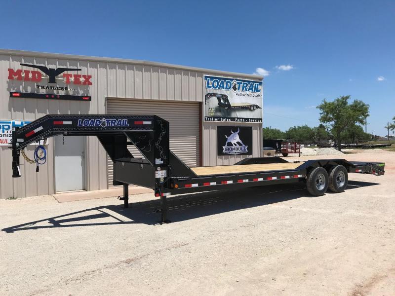 2020 Load Trail GC102x26 Equipment Trailer
