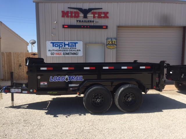 2021 Load Trail DT 72x12 Dump Trailer