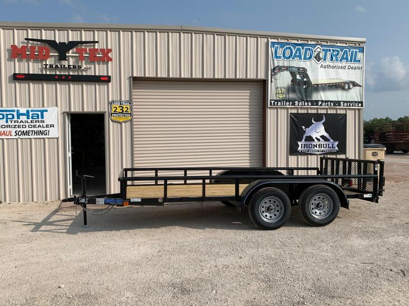 2020 Top Hat Trailers EP77x14 Utility Trailer