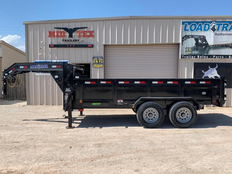 2021 Load Trail GD83x14 Dump Trailer