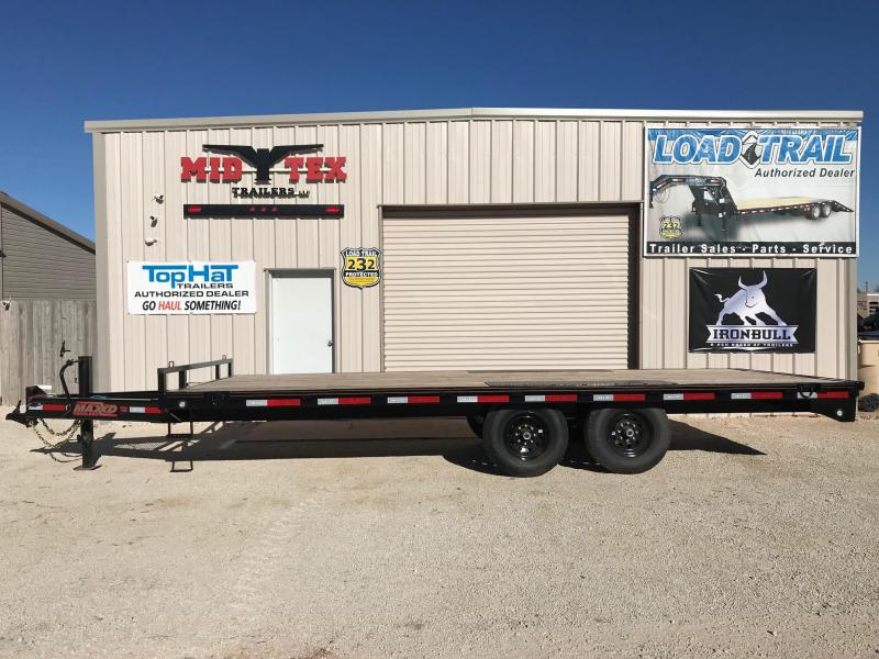 2019 MAXXD ET 102X20 Deckover Equipment Trailer