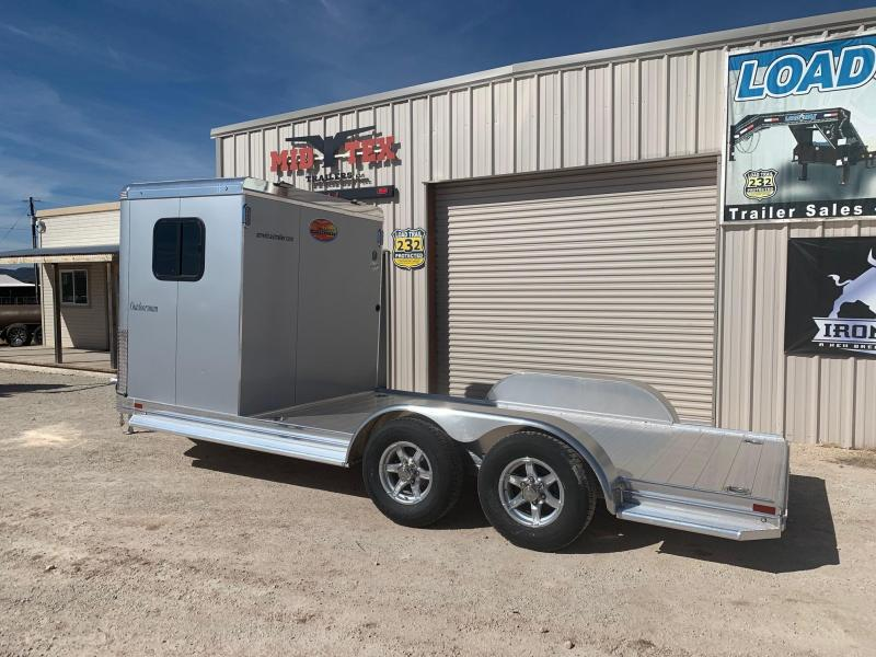 2020 Sundowner Trailers Outdoorsman 83x20 Car / Racing Trailer