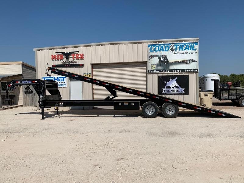 2021 Load Trail GE 102x30 Equipment Trailer