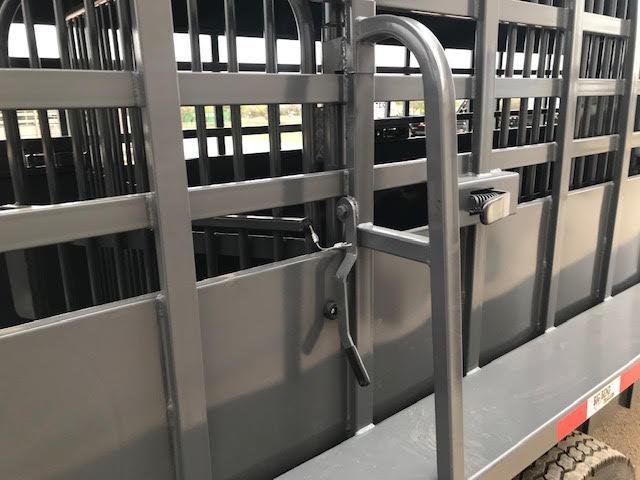 2021 Big Bend GS6.5x24 Livestock Trailer