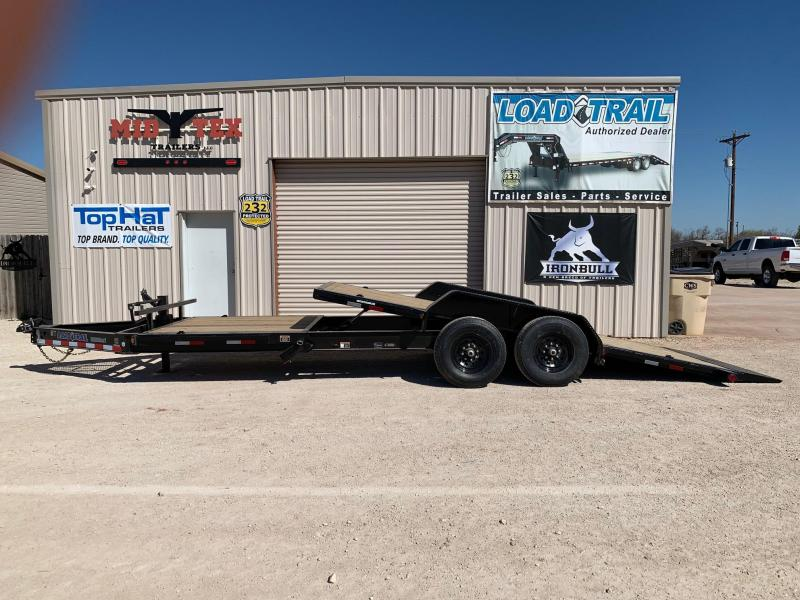 2021 Load Trail TH83x22 Equipment Trailer