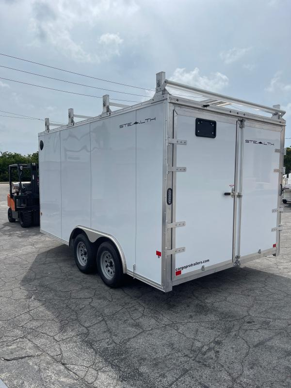 2022 CargoPro Trailers C8.5X14CH-IF Enclosed Cargo Trailer
