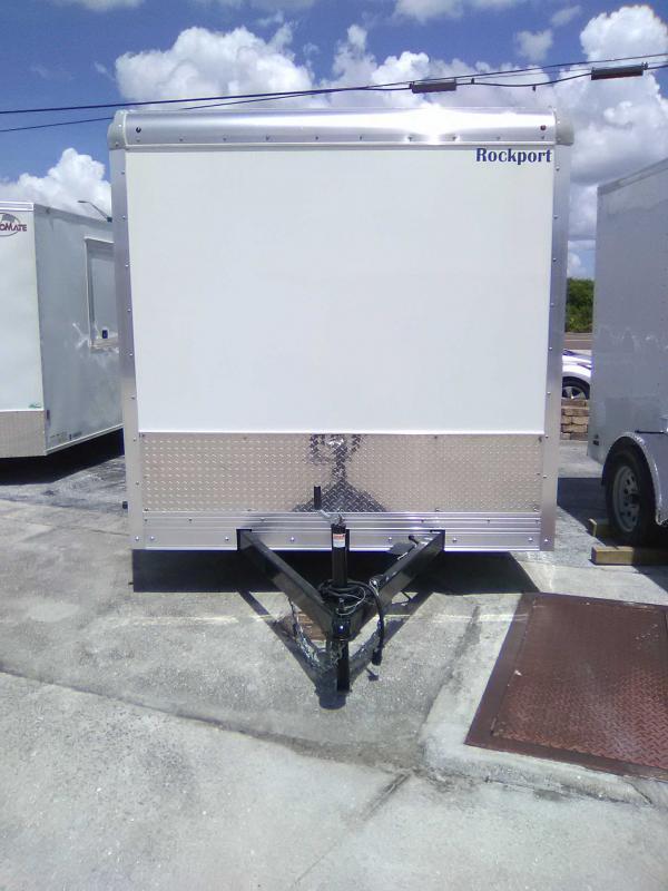 2022 Continental Cargo 7x16 TA2 Enclosed Cargo Trailer