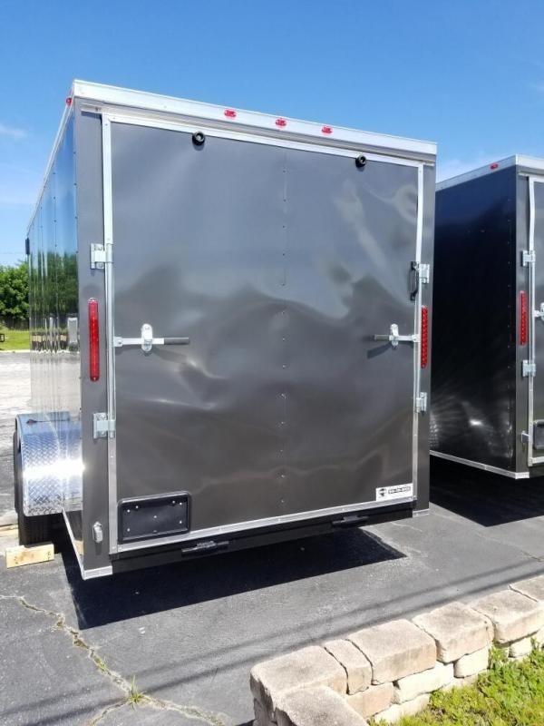 2021 Eagle 7x16 TA2 Enclosed Cargo Trailer