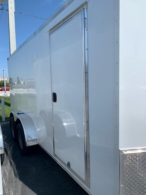 2021 Eagle 7x16 Enclosed Cargo Trailer