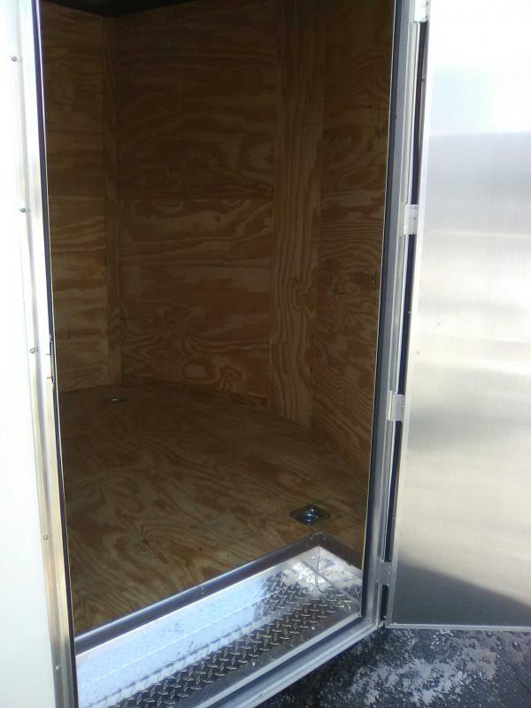 2021 Eagle 8.5X16TA2 Enclosed Cargo Trailer