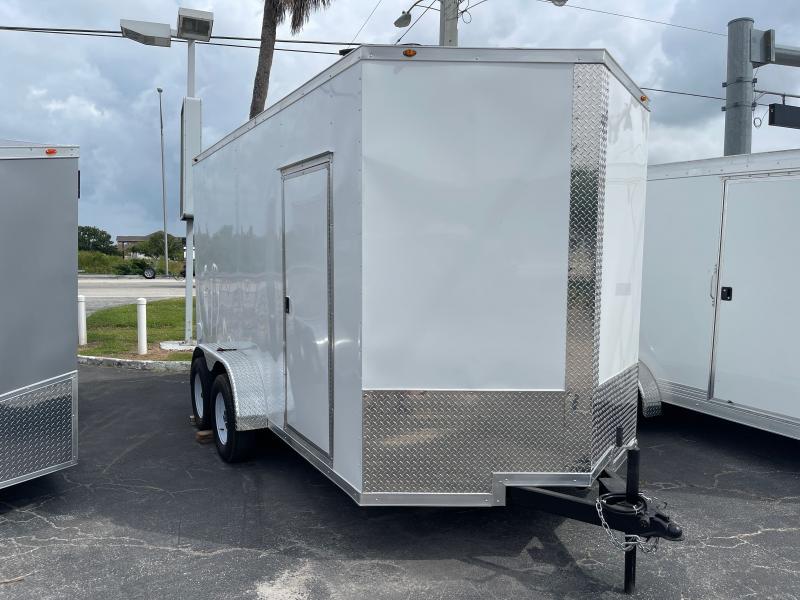 2022 Eagle 7X14TA2 Enclosed Cargo Trailer