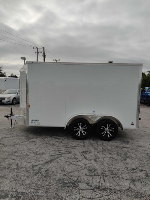 2021 Lightning Trailers lighting Enclosed Cargo Trailer