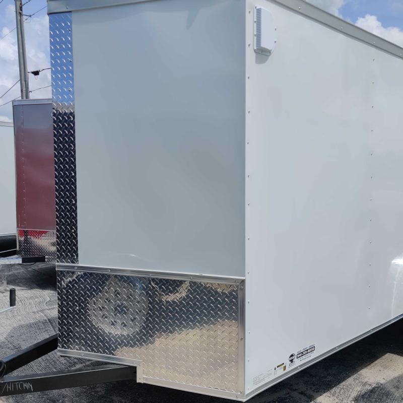 2021 Eagle 6x12SA Enclosed Cargo Trailer