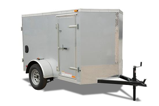 2021 Continental Cargo v-series Enclosed Cargo Trailer
