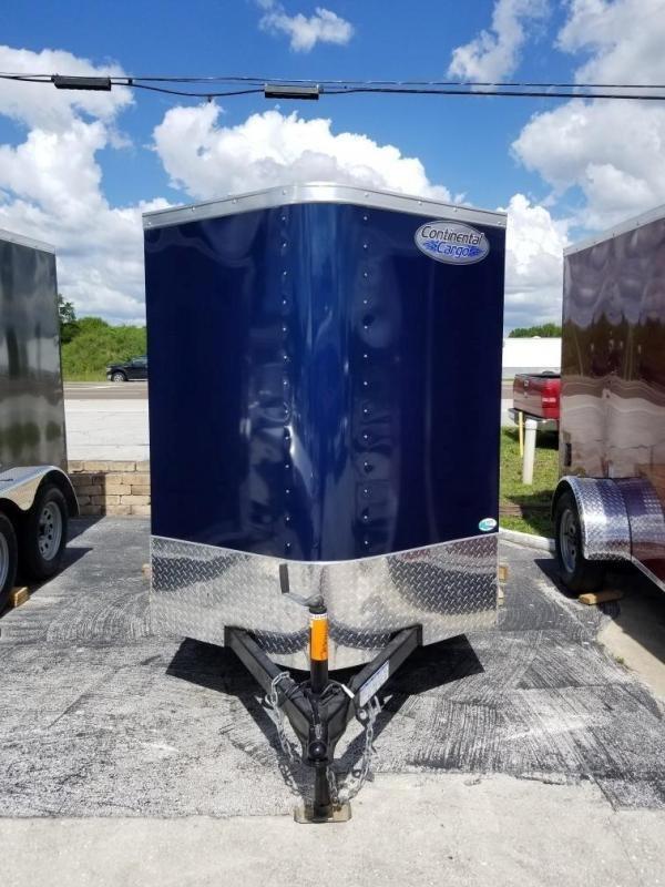 2022 Continental Cargo 5x8 SA Enclosed Cargo Trailer