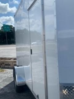 2021 Eagle 6x12 Enclosed Cargo Trailer