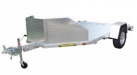 2022 Aluma MC210S Utility Trailer