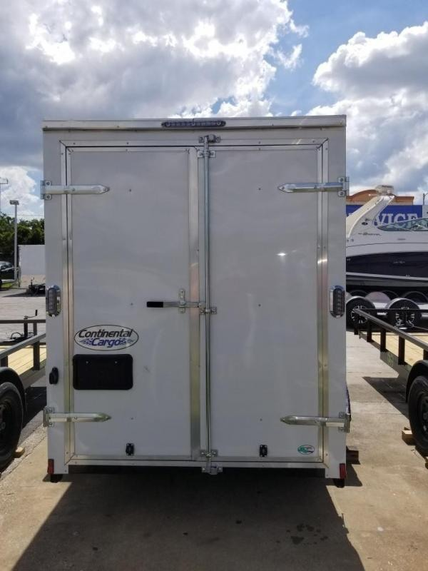 2022 Continental Cargo 6x12 SA Vending / Concession Trailer