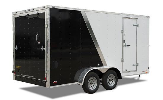 2021 Continental Cargo VHW612TA2 Enclosed Cargo Trailer