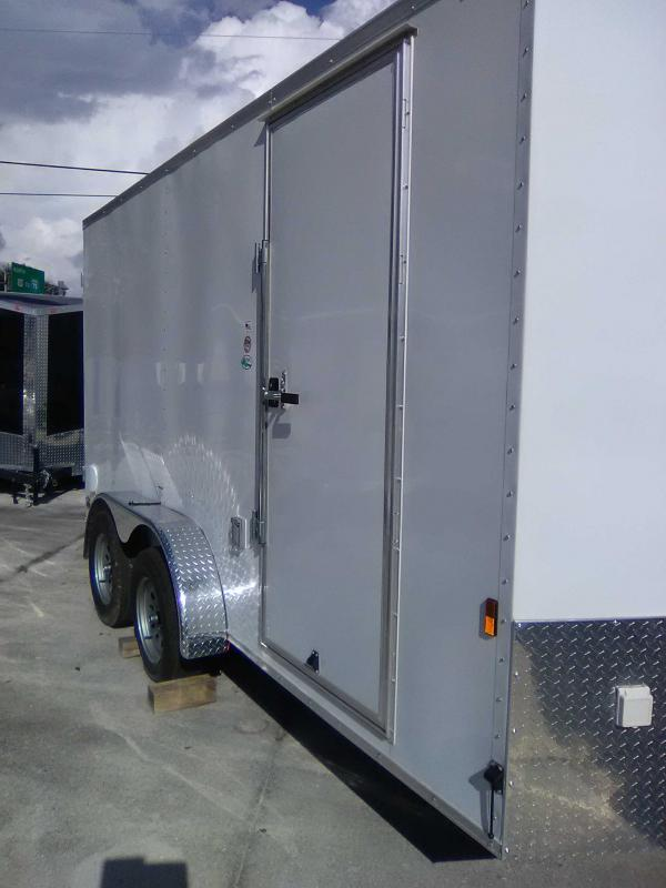 2022 Continental Cargo GANS714TA2 Enclosed Cargo Trailer
