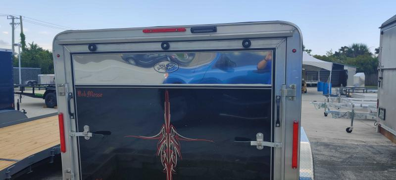 2019 R and R Trailers 714F Motorcycle Trailer