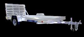 2022 Aluma 7812ESA-S-TG Utility Trailer