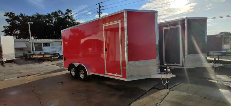 2022 Stealth Trailers C7x16 Enclosed Cargo Trailer