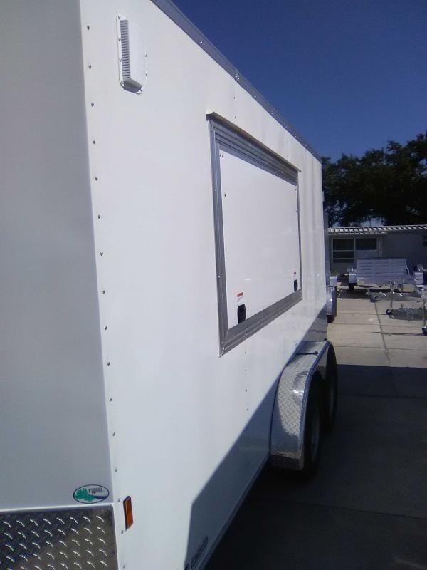 2022 Continental Cargo GANS714TA2 Vending / Concession Trailer