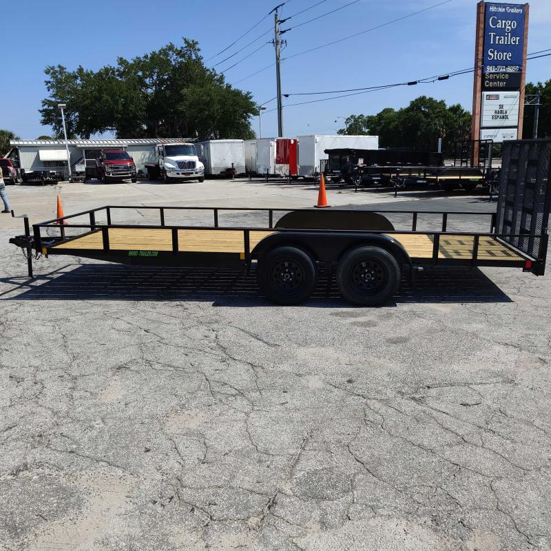 2021 Rhino Trailers 6'4 x 18 utility trailer Utility Trailer