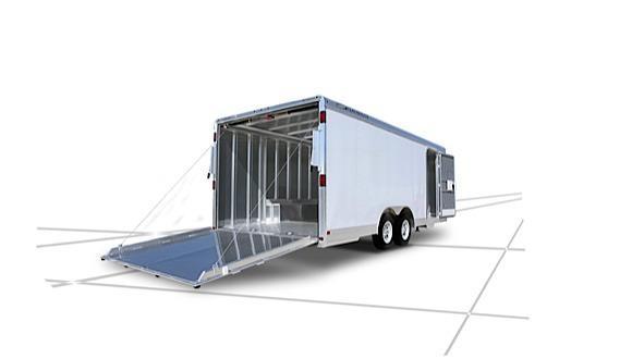 2021 Featherlite 8.5x20 Enclosed Cargo Trailer