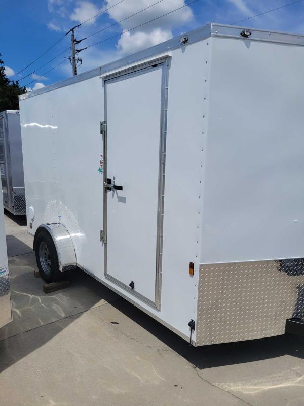 7x12 Continental Cargo Enclosed