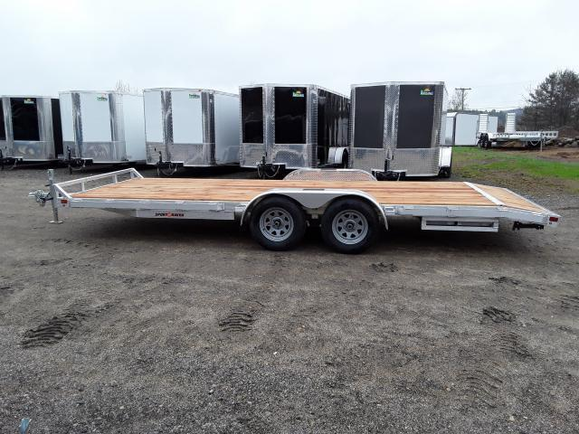 Sport Haven 7 x 20 Car Hauler Car / Racing Trailer