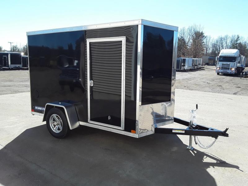 Sure-Trac 6 x 10 Pro Series Enclosed Wedge Cargo T