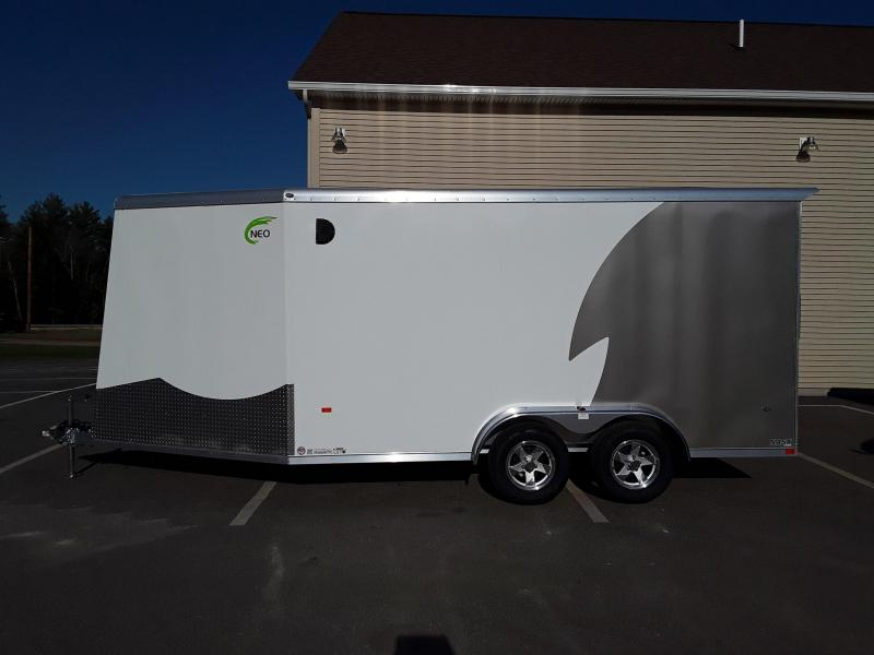 NEO 7.5 x 19 NASX Snowmobile Trailer