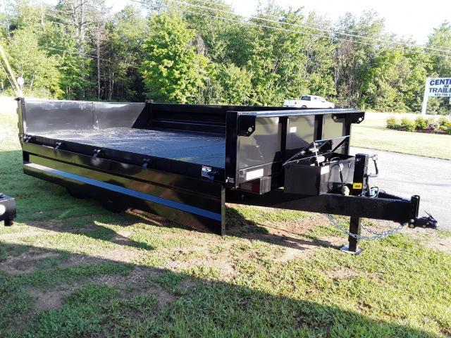 Sure-Trac 8.5 x 14 DO 14K Dump Trailer