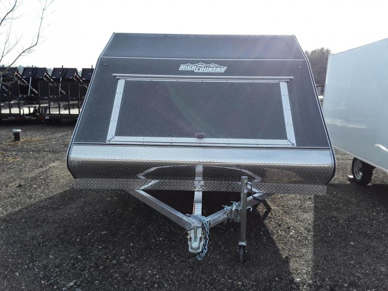 High Country Crossover Snowmobile Trailer
