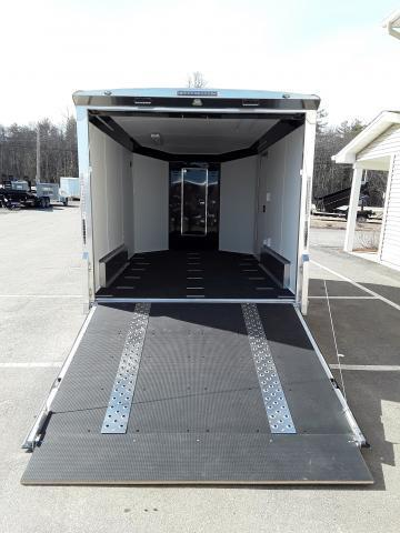 NEO 7.5 x 12 Motorcycle Trailer