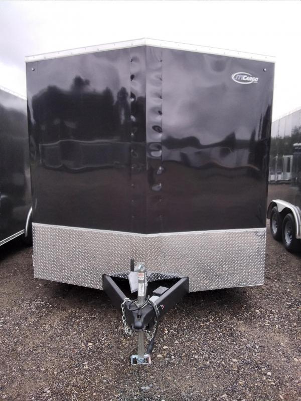 ITI 8.5 x 16 Enclosed Cargo Trailer