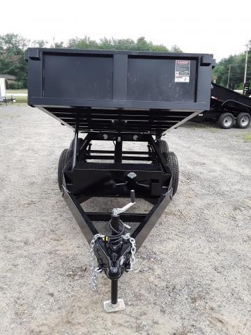 Hawke 6 x 10 Deck Over Dump Trailer (10K)