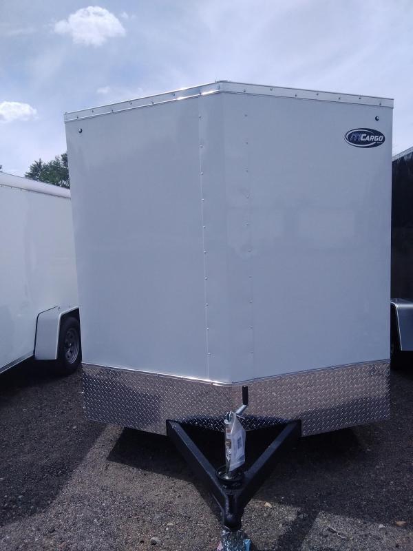ITI 7 x 12 Enclosed Cargo Trailer