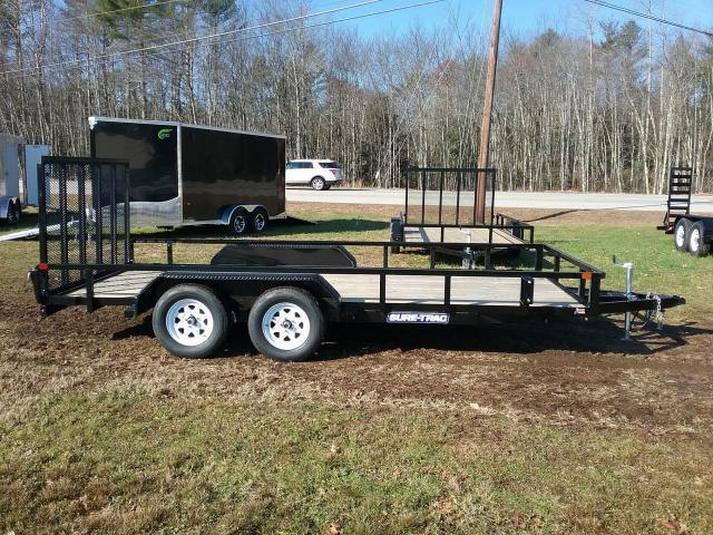 Sure-Trac 7 x 16 Landscape Trailer