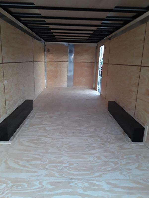 ITI 8 x 24 Enclosed Cargo Trailer