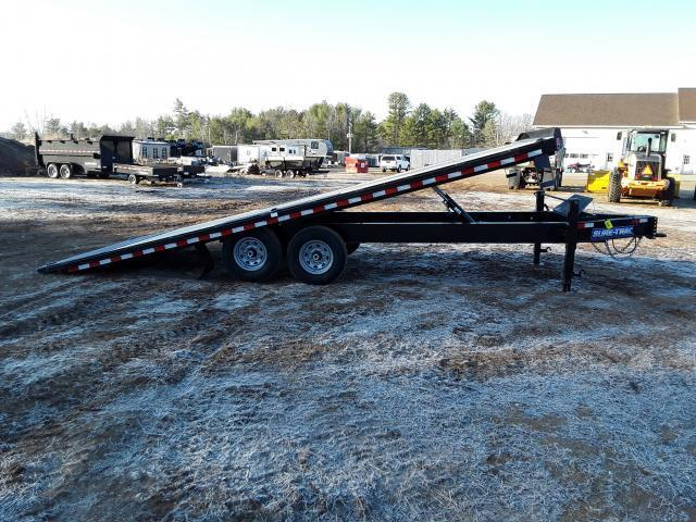 Sure-Trac 8.5 x 22 Deck Over Tilt Trailer