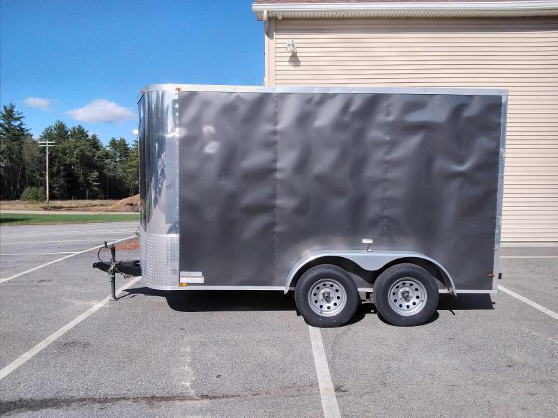Arising Industries 7 x 12 V-Nose Enclosed Trailer