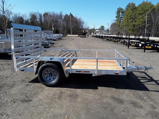 Sport Haven 6 x 10 Aluminum Utility Trailer
