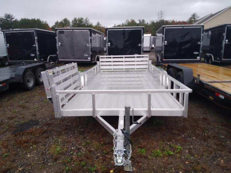 Sport Haven 7 x 16 AUTD With Side Ramp Utility Trailer