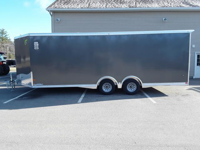NEO 8.5 x 22 Enclosed Car Hauler