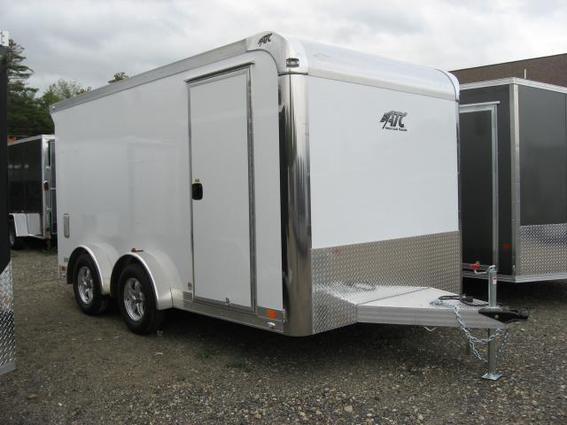 ATC 7.5 x 14 Quest Motorcycle Trailer