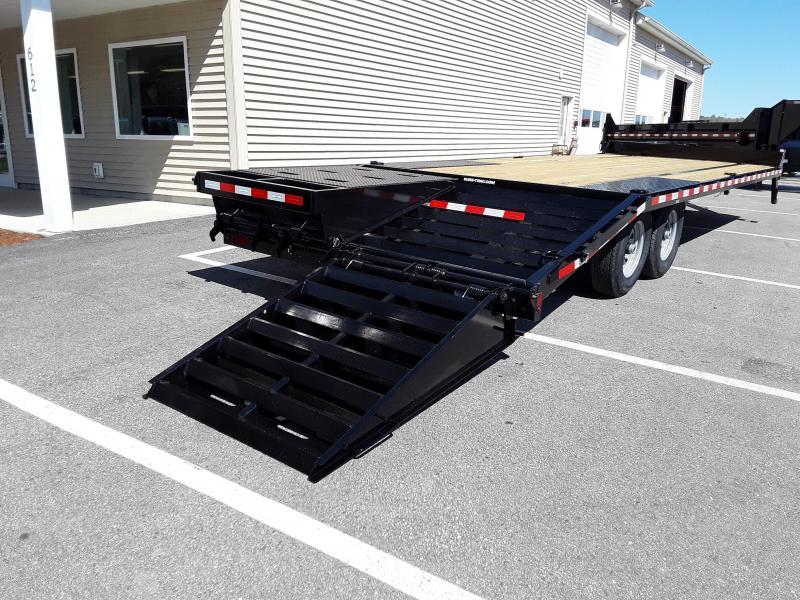 Sure-Trac 8.5 x 20+5 Heavy Duty Low Profile Beaver