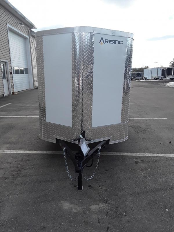 Arising Industries 5 x 10 V-Nose Enclosed Trailer